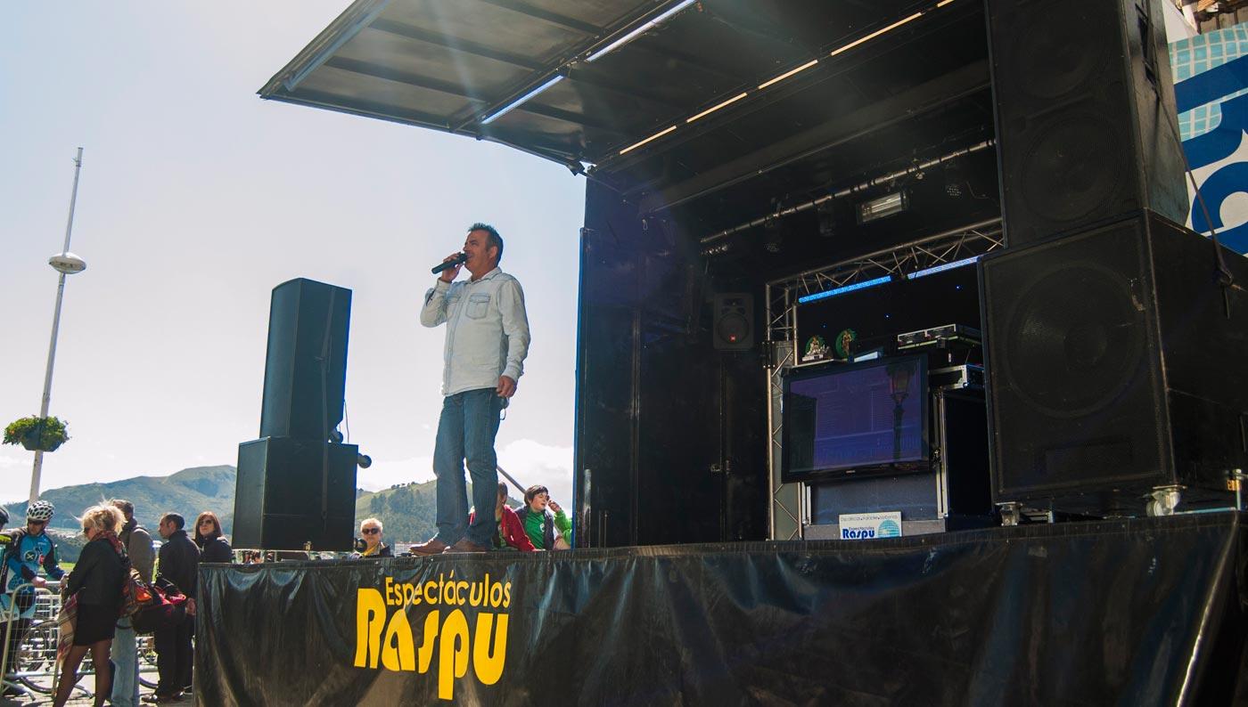 Espectáculos Raspu, Castro Urdiales