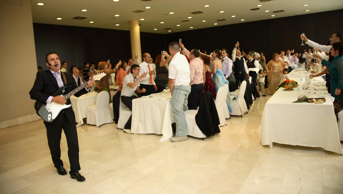 Animación de bodas, bautizos y comuniones