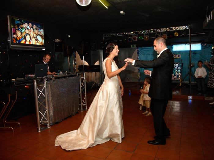 Animación boda - Espectáculos Raspu
