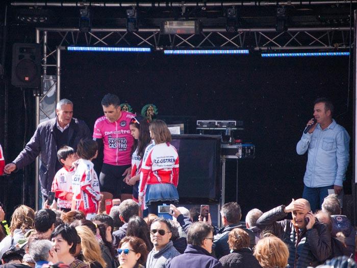 Presentación prueba deportiva en Cantabria